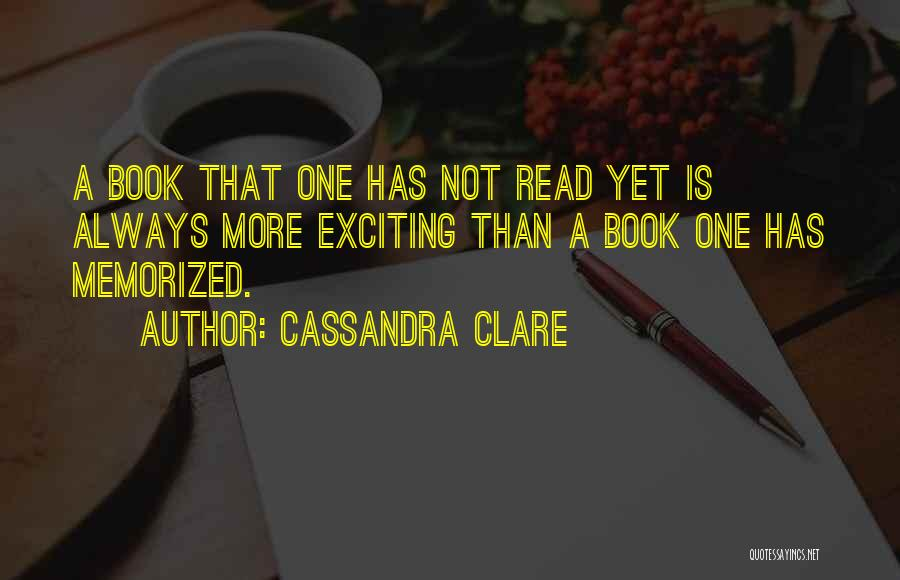 Read More Quotes By Cassandra Clare