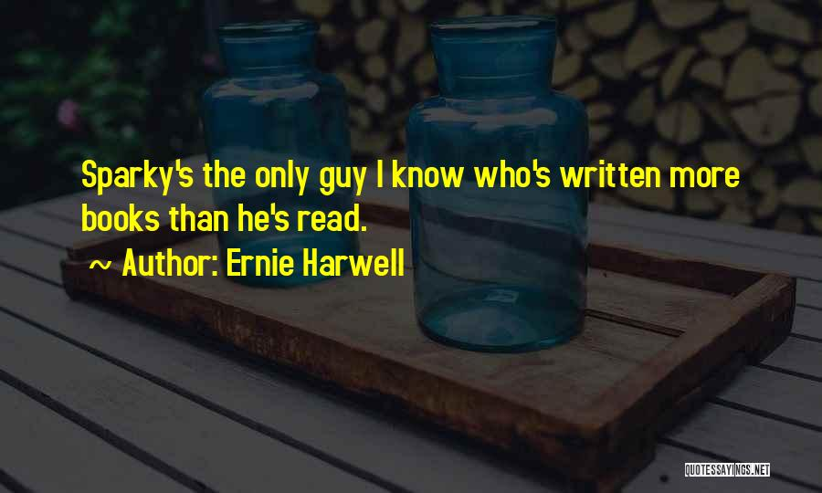 Read More Quotes By Ernie Harwell