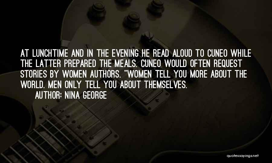 Read More Quotes By Nina George