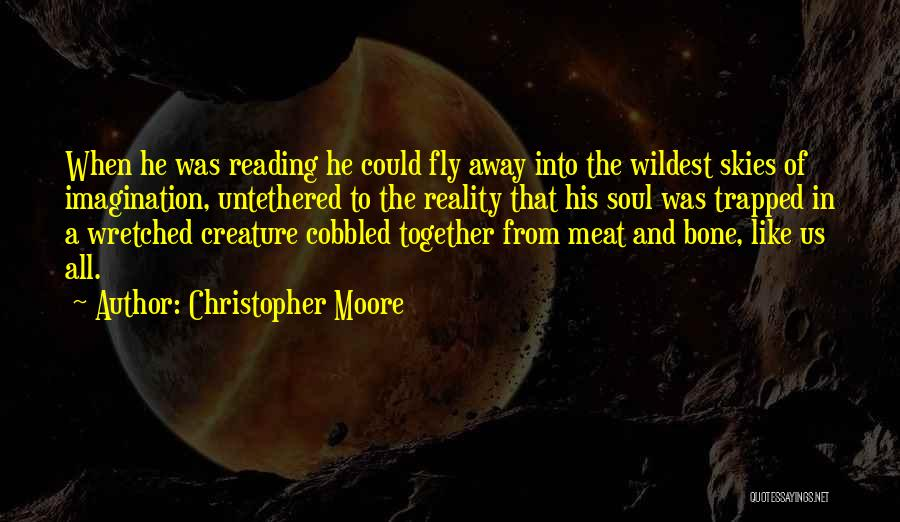 Reading Together Quotes By Christopher Moore