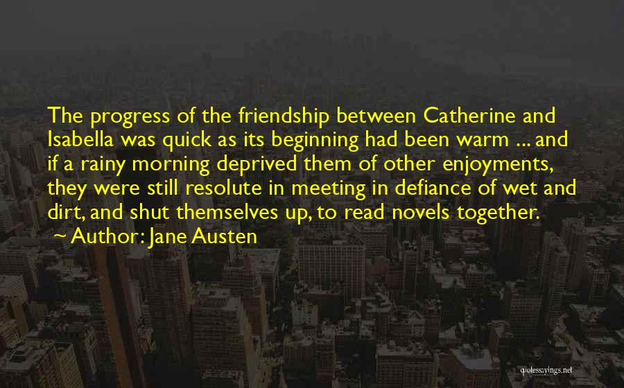 Reading Together Quotes By Jane Austen