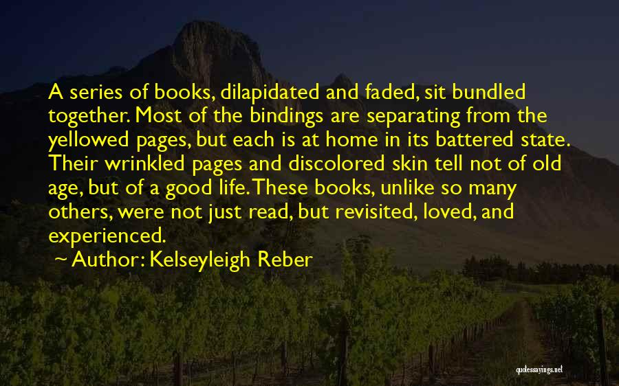 Reading Together Quotes By Kelseyleigh Reber