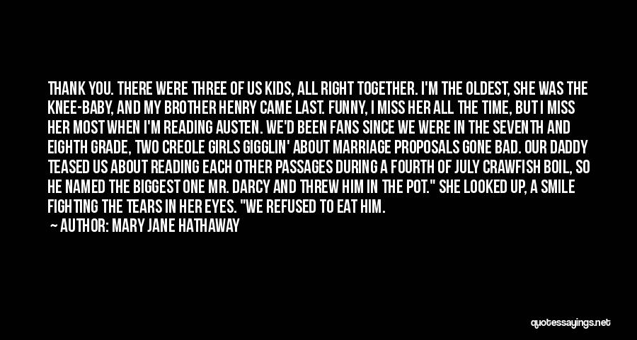 Reading Together Quotes By Mary Jane Hathaway