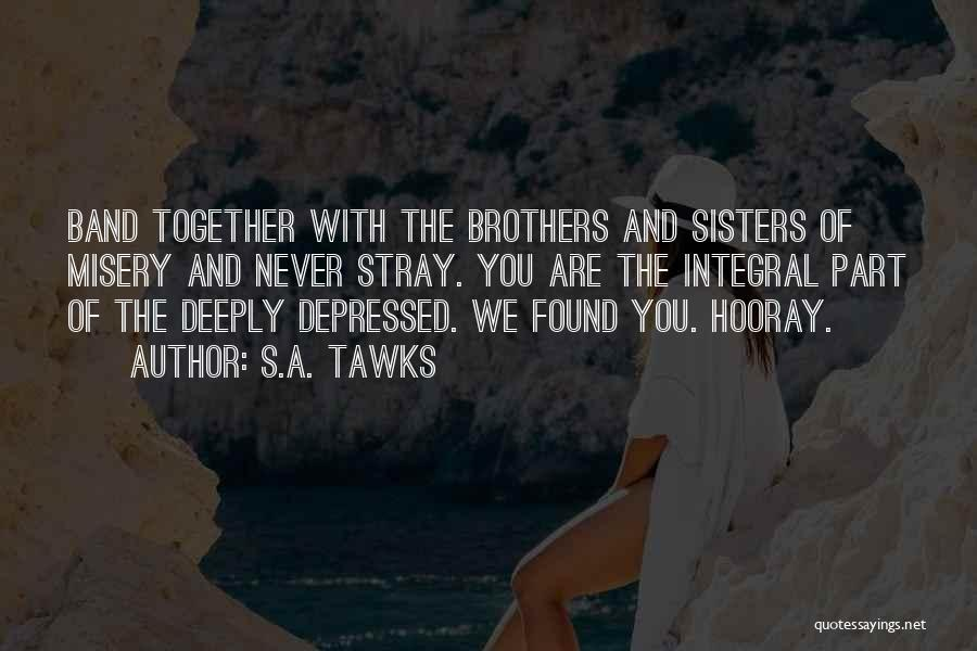 Reading Together Quotes By S.A. Tawks