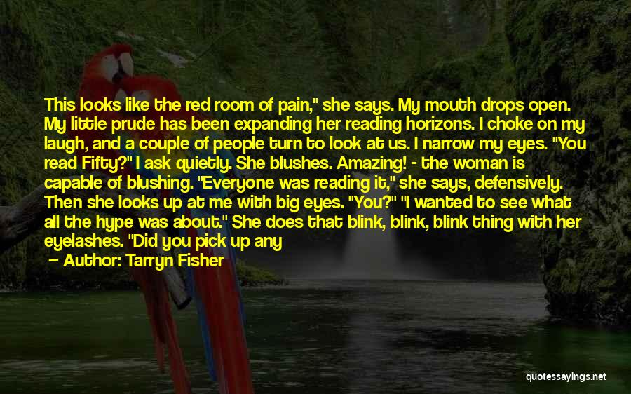 Reading Together Quotes By Tarryn Fisher