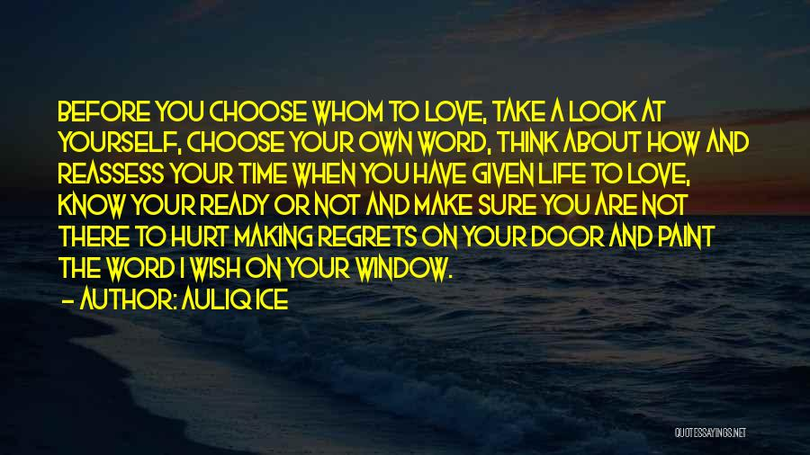 Ready To Make Love Quotes By Auliq Ice