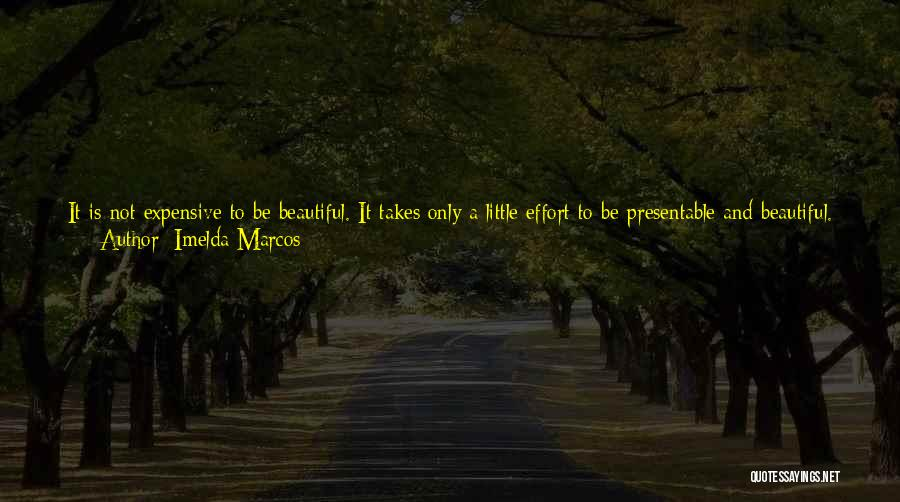 Real Beauty Quotes By Imelda Marcos