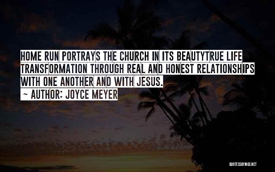 Real Beauty Quotes By Joyce Meyer