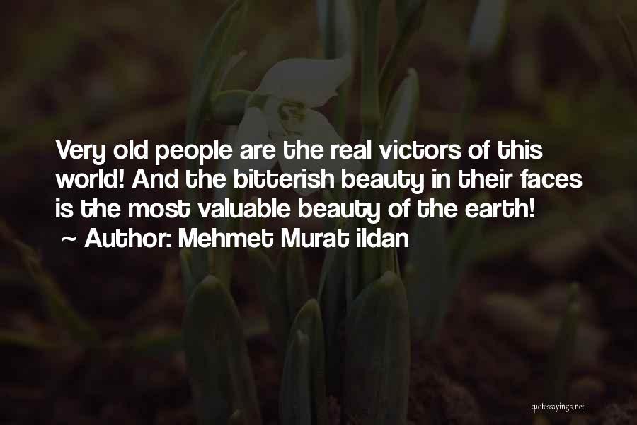 Real Beauty Quotes By Mehmet Murat Ildan