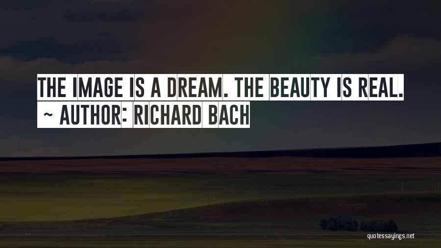Real Beauty Quotes By Richard Bach