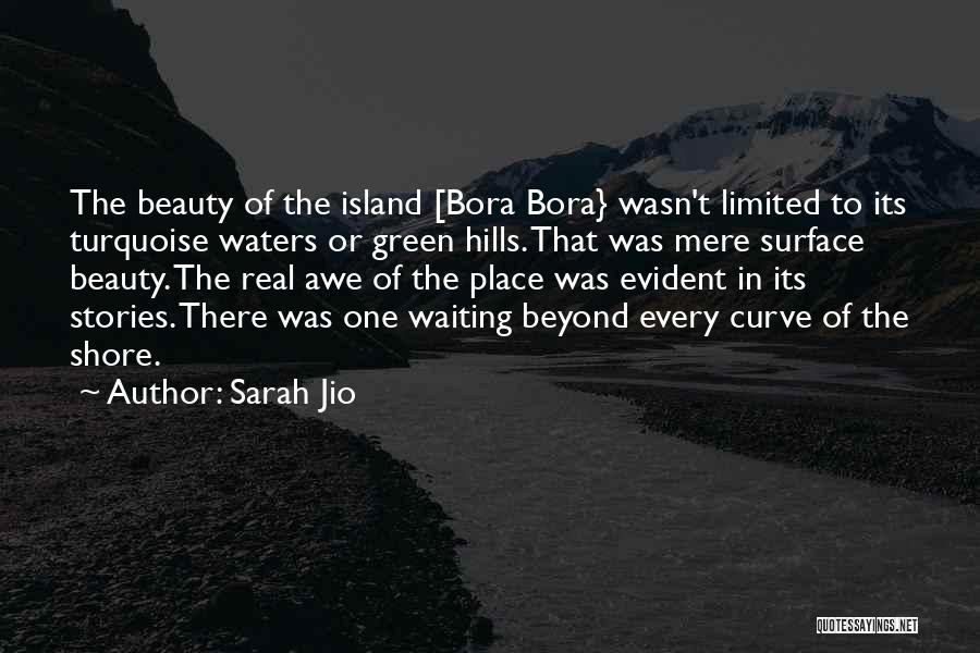 Real Beauty Quotes By Sarah Jio
