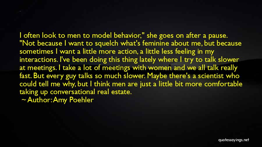 Real Estate Quotes By Amy Poehler
