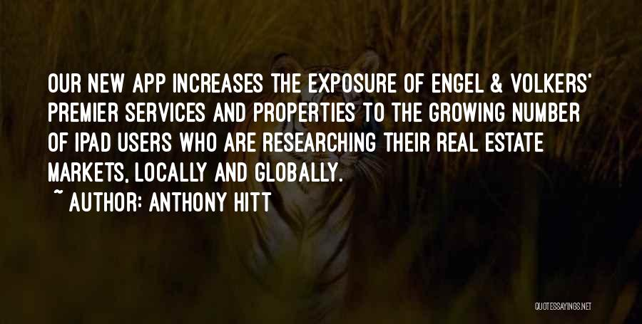 Real Estate Quotes By Anthony Hitt