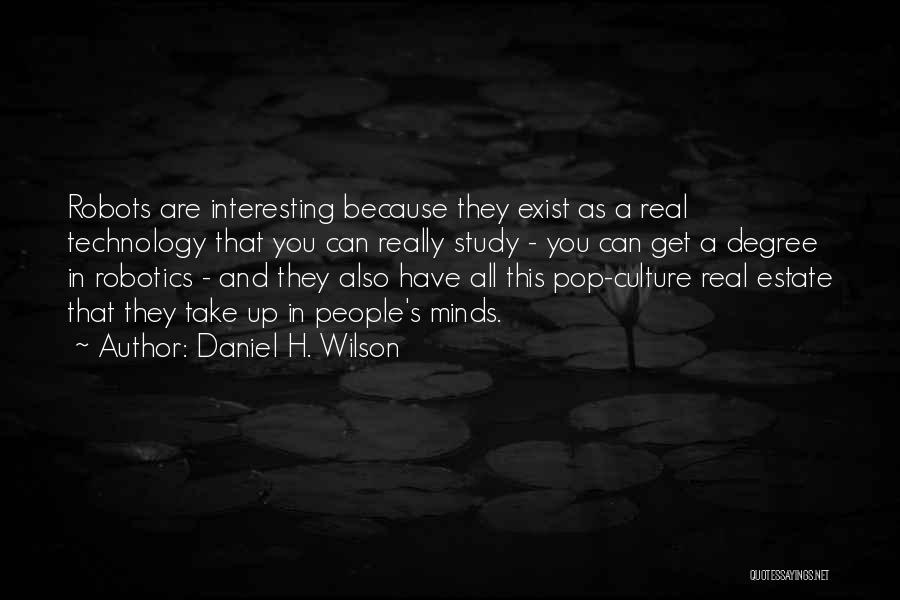 Real Estate Quotes By Daniel H. Wilson