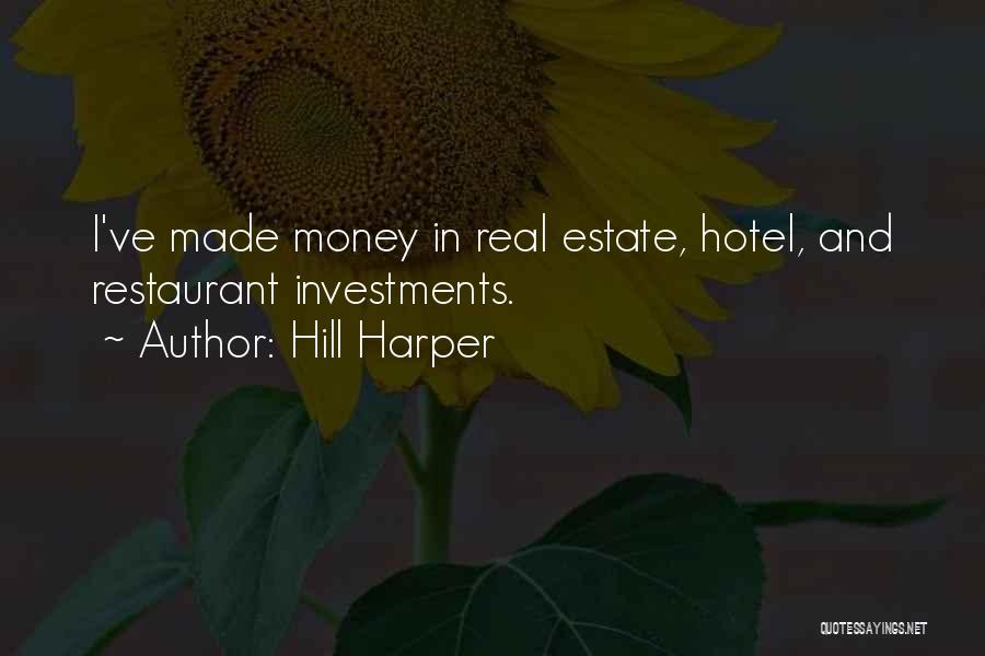 Real Estate Quotes By Hill Harper