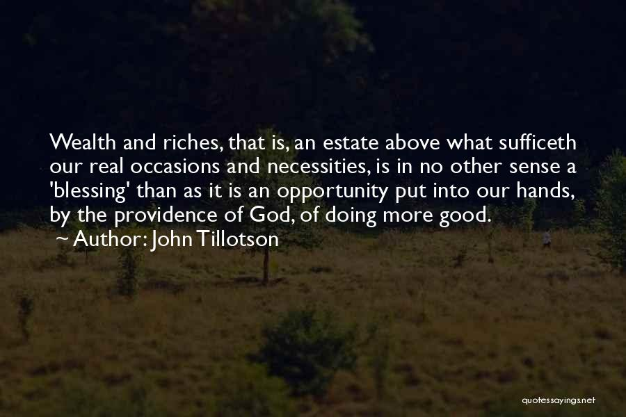 Real Estate Quotes By John Tillotson