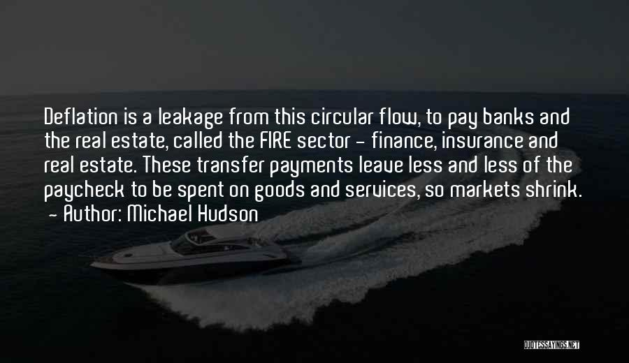 Real Estate Quotes By Michael Hudson