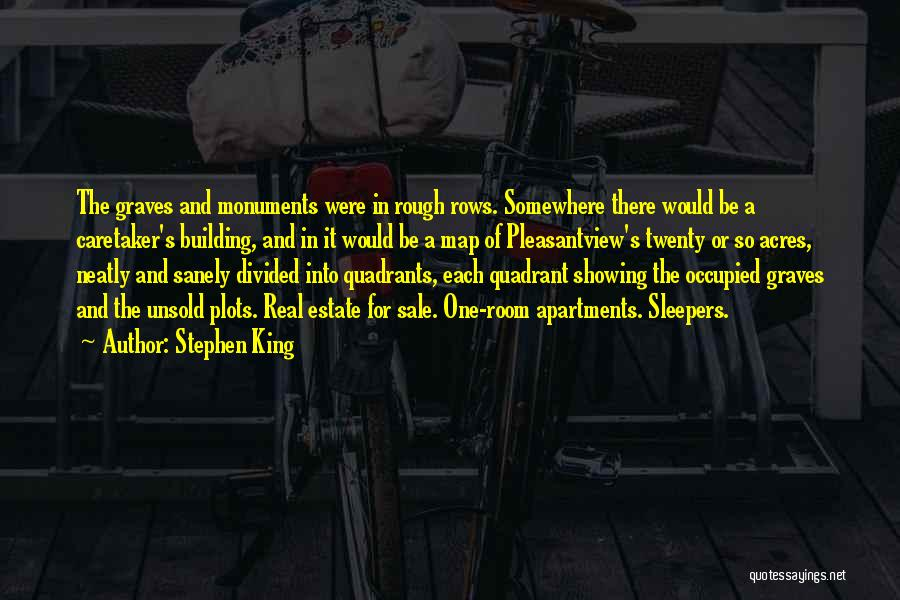 Real Estate Quotes By Stephen King