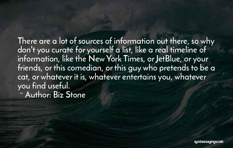 Real Friends Don't Quotes By Biz Stone