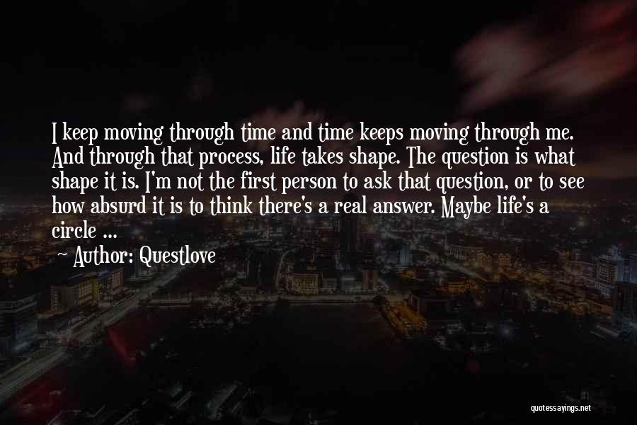 Real Or Not Real Quotes By Questlove