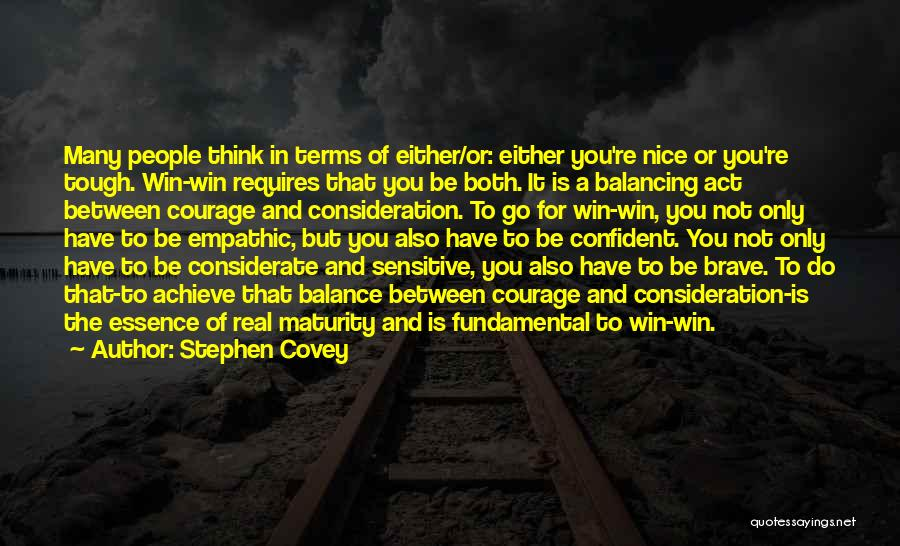 Real Or Not Real Quotes By Stephen Covey