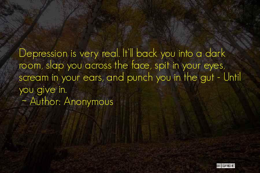 Real Spit Quotes By Anonymous