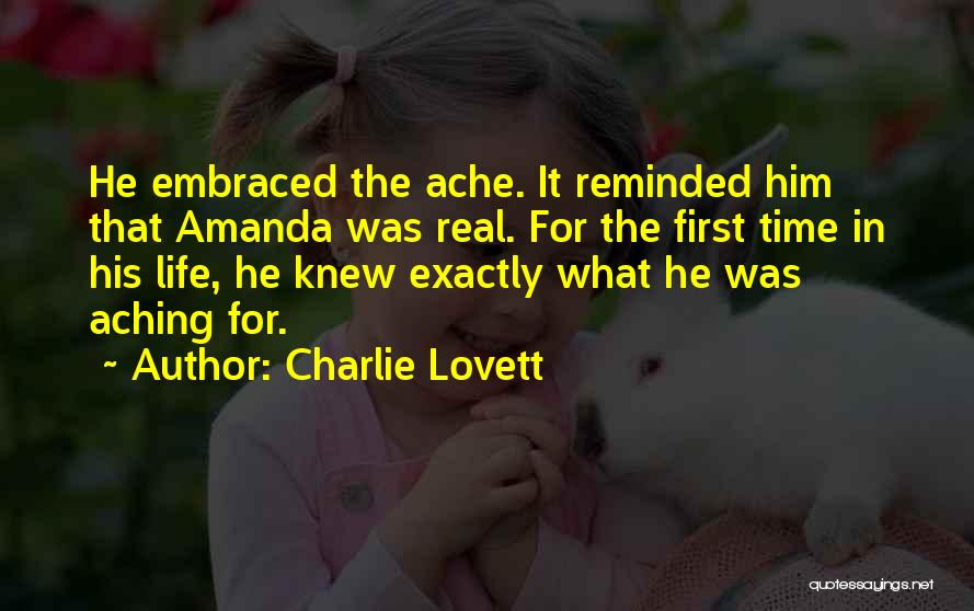 Real Time Quotes By Charlie Lovett