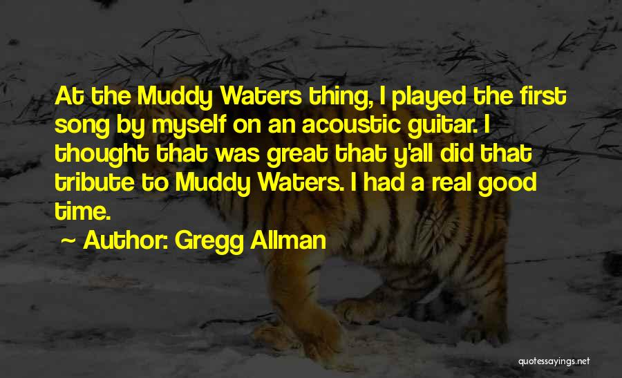 Real Time Quotes By Gregg Allman