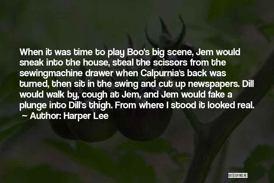 Real Time Quotes By Harper Lee