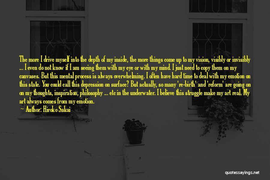 Real Time Quotes By Hiroko Sakai