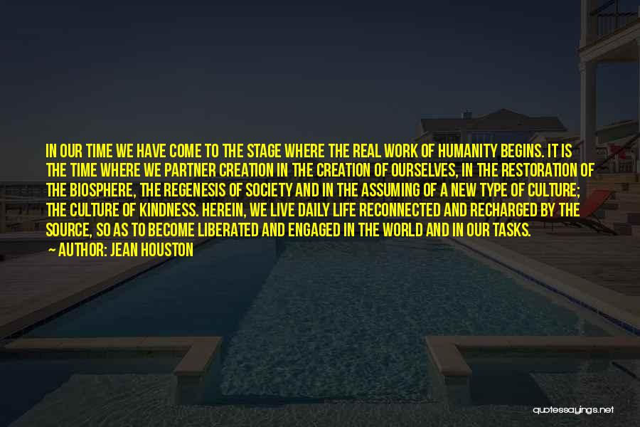 Real Time Quotes By Jean Houston