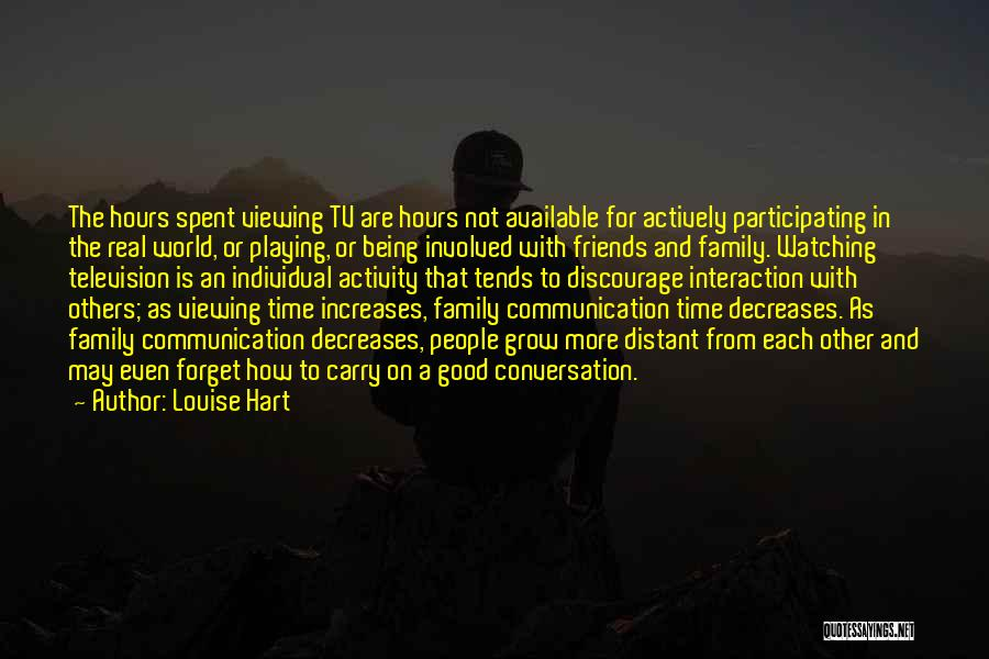 Real Time Quotes By Louise Hart