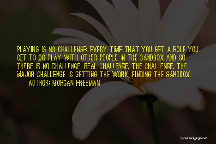 Real Time Quotes By Morgan Freeman