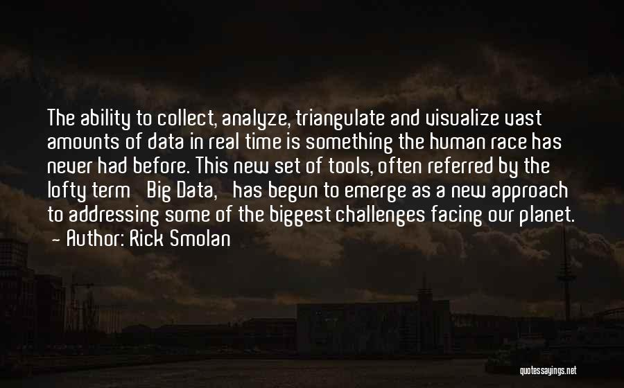 Real Time Quotes By Rick Smolan