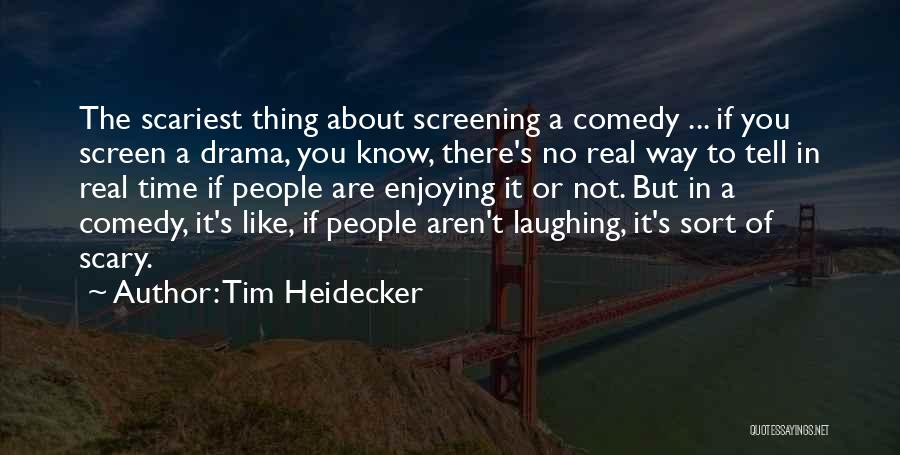 Real Time Quotes By Tim Heidecker