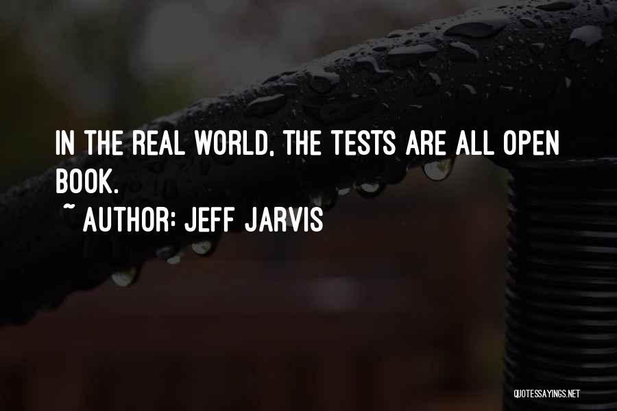 Real World Education Quotes By Jeff Jarvis