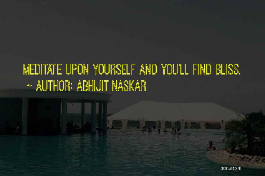 Realization Of Self Quotes By Abhijit Naskar