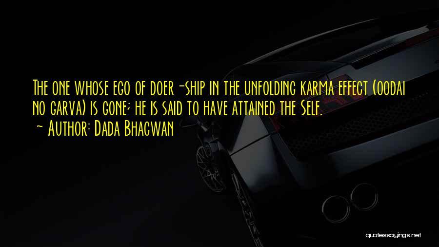Realization Of Self Quotes By Dada Bhagwan