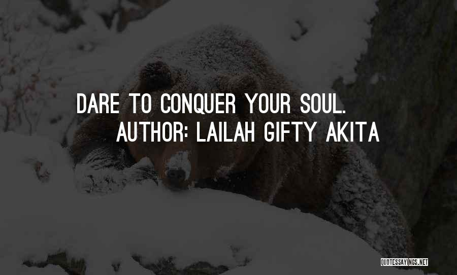 Realization Of Self Quotes By Lailah Gifty Akita