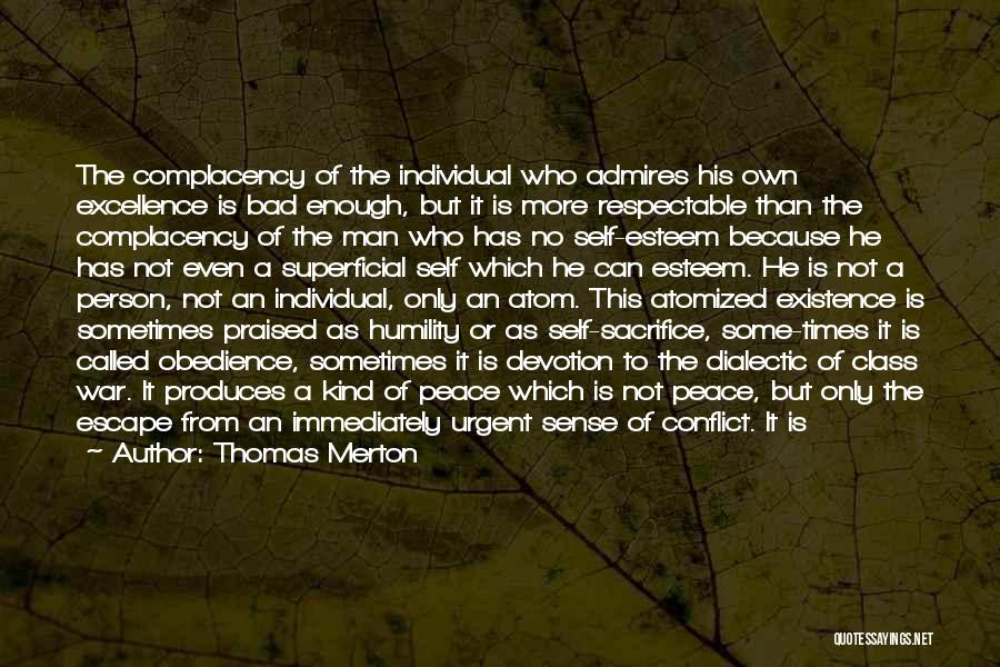 Realization Of Self Quotes By Thomas Merton