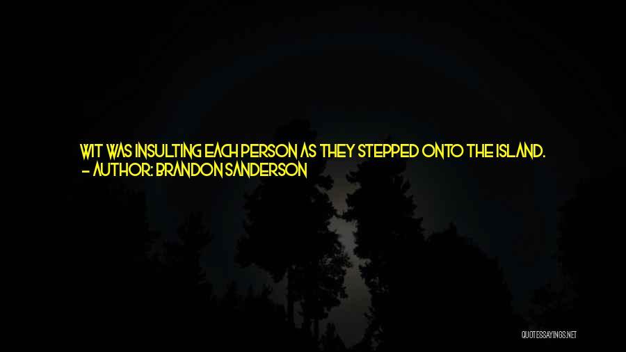 Really Good Unique Quotes By Brandon Sanderson