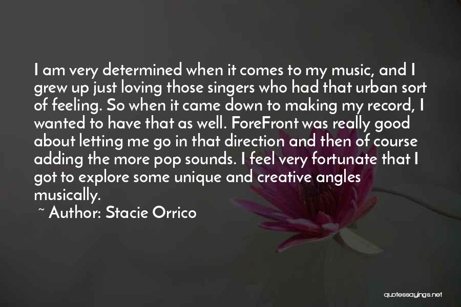 Really Good Unique Quotes By Stacie Orrico