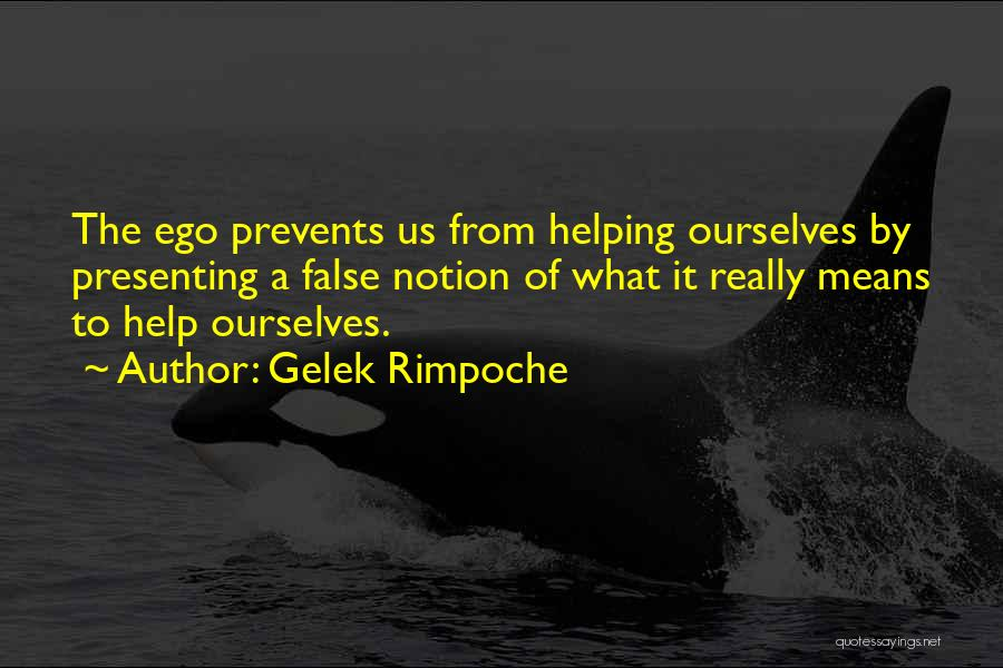 Really Mean It Quotes By Gelek Rimpoche
