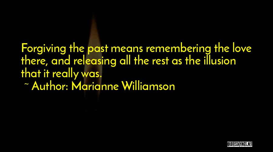 Really Mean It Quotes By Marianne Williamson