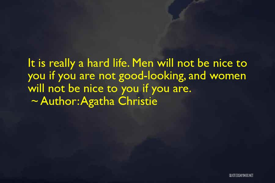 Really Nice Quotes By Agatha Christie