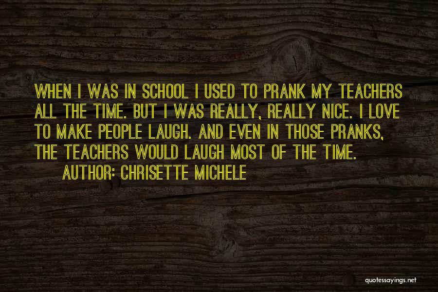 Really Nice Quotes By Chrisette Michele