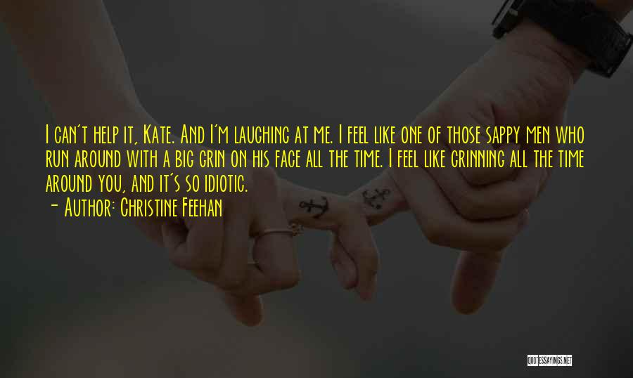 Really Sappy Love Quotes By Christine Feehan