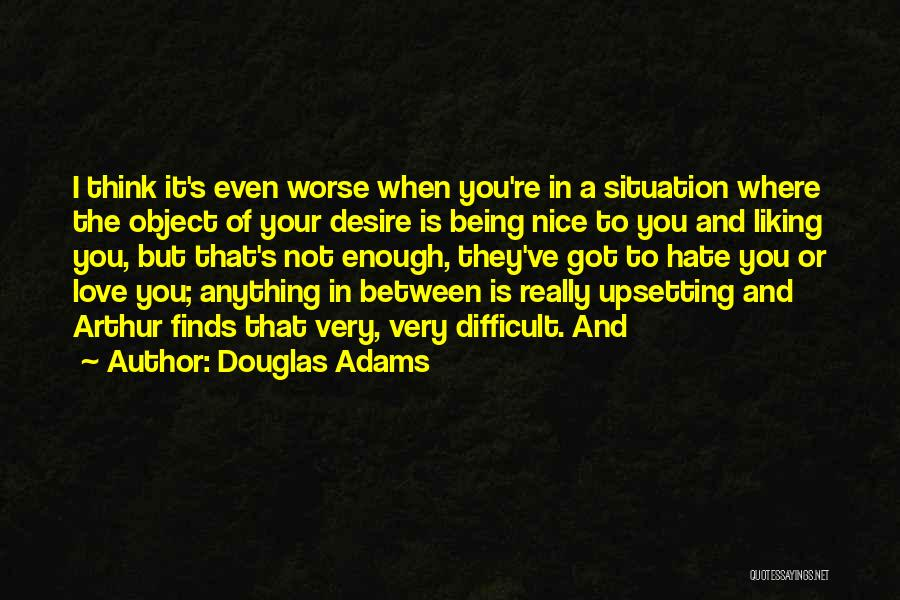 Really Upsetting Quotes By Douglas Adams