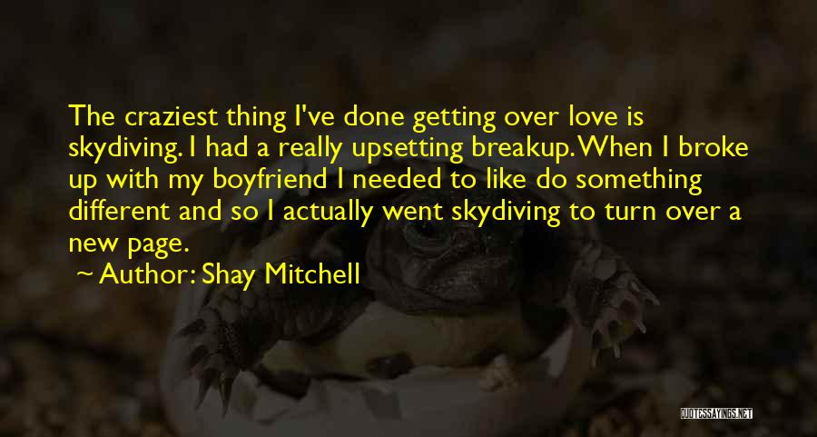 Really Upsetting Quotes By Shay Mitchell