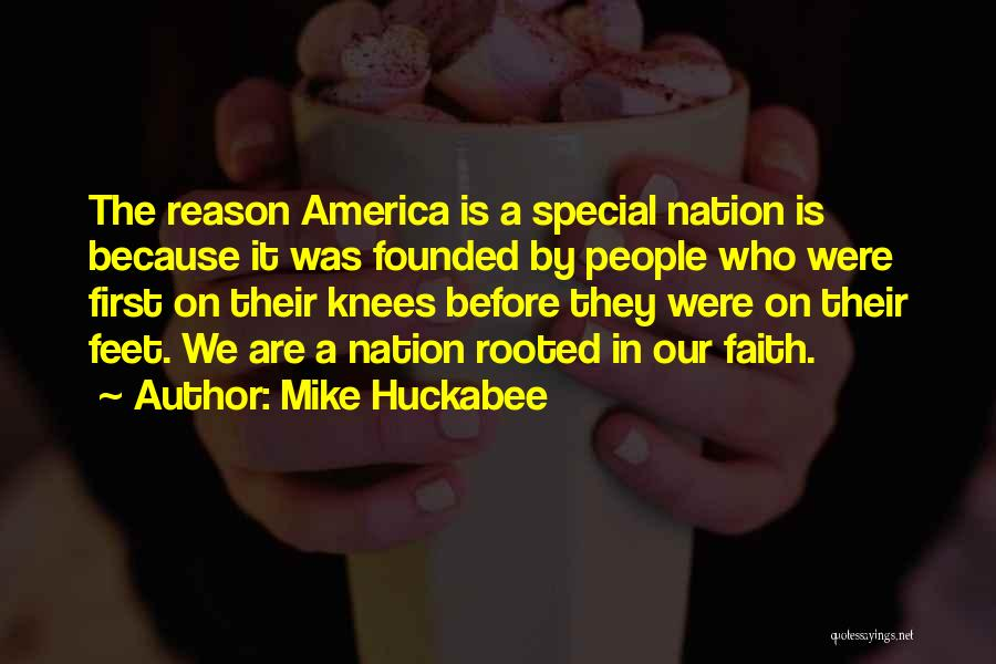 Reason Over Faith Quotes By Mike Huckabee